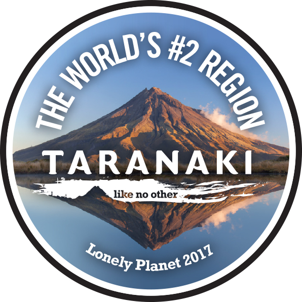 Taranaki #2 Region in the world